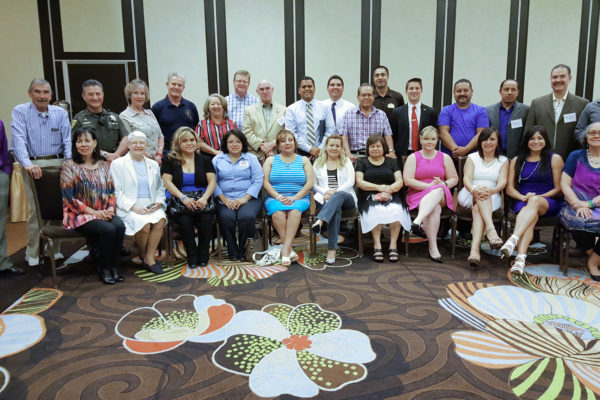Mark had breakfast with the Latin Chamber of Business in Reno.